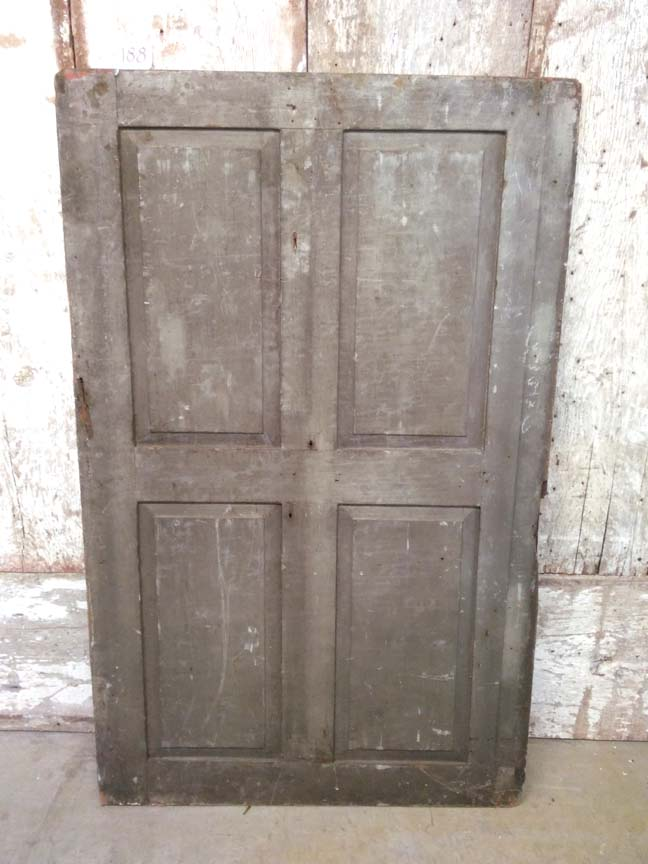188 - Early Reclaimed Door - $125
