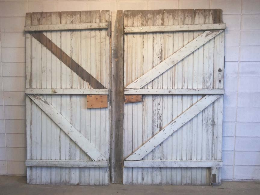210 Barn Doors - $250 pair