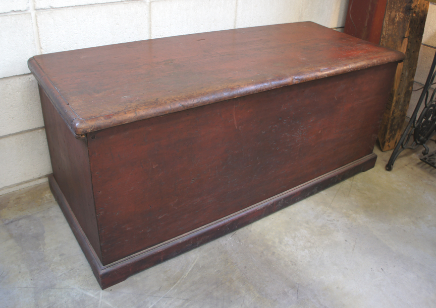 CT-45 Restored Antique Chest ~ $795