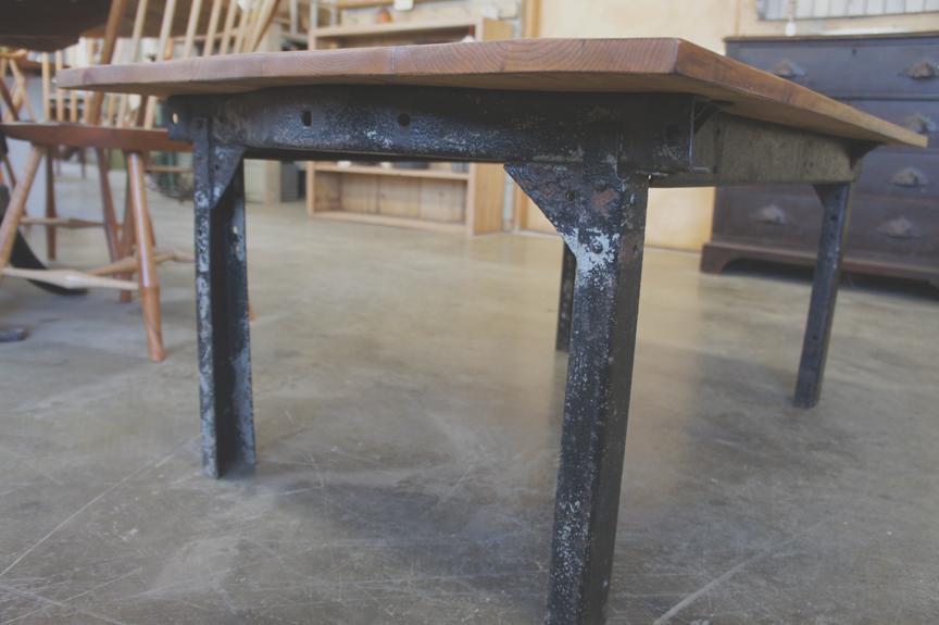 Ct 43 Metal Leg Coffee Table Legs