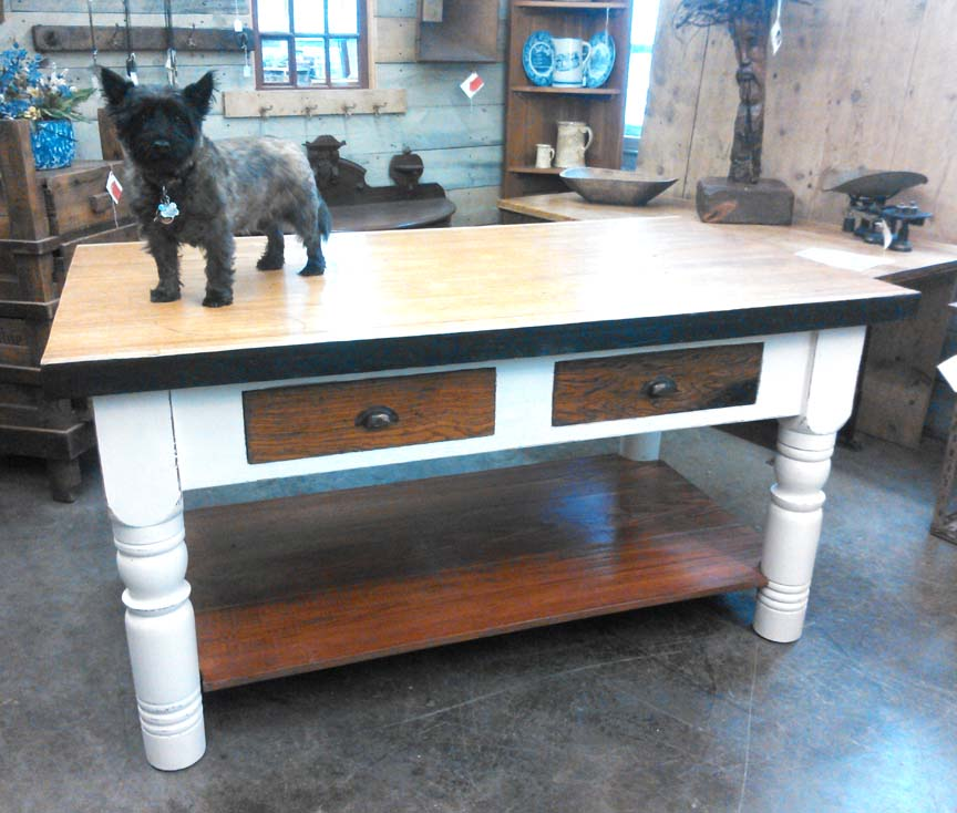 IS-46 Large Kitchen Island ~ $4995