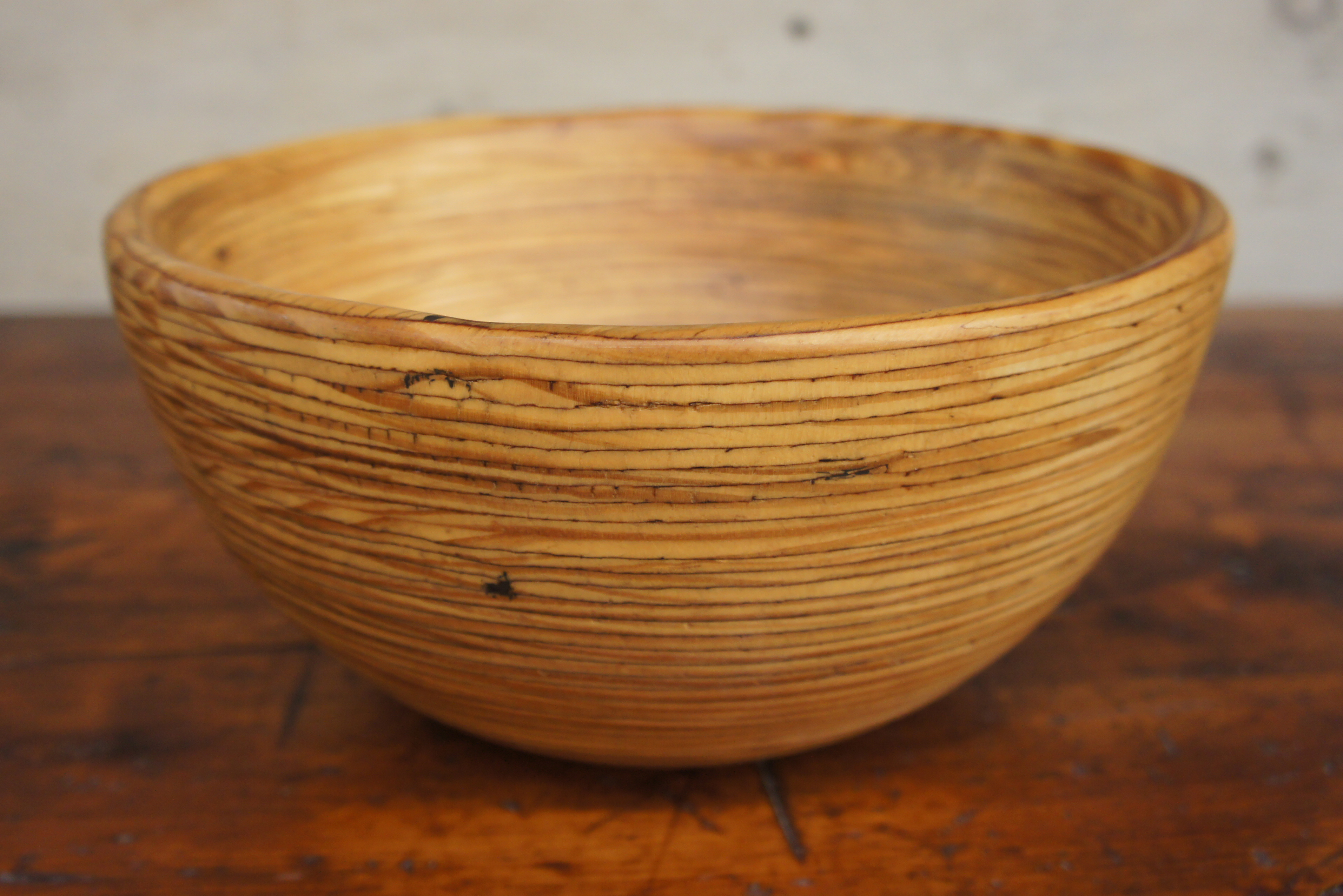 SSB-0340 Engineer Structural Beam Bowl ~ $95